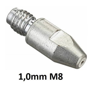 Kontaktsuudmik CuCrZr M8x30x10-1,0mm