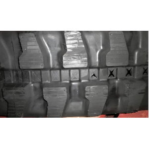 Rubber track 250x52,5x78N, TVH Parts