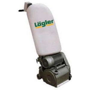 Drum floor sanding machine PROFIT, Lägler