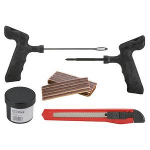 Tööriista kmpl tubeless rehvi paranduseks
