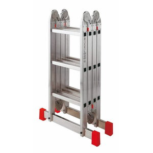 Multi purpose ladder 4 x 3 steps Selene, SICOS