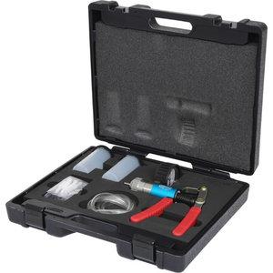 Slėgio ir  vakuumo siurblių kompl. 7vnt, KS Tools