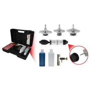 CO2 cilindrinės galvutės nuotėkio tikrinimo įtaisų kompl., KS Tools
