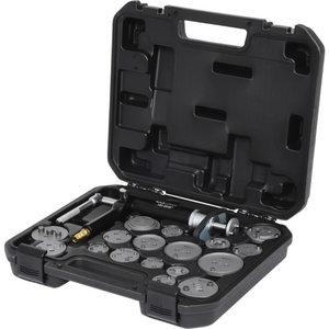 Stabdžių cilindriuko suspaudimo įrankis, 18 vnt., KS Tools