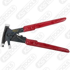 Replės ratų balansavimo svareliams, 225mm, KS tools