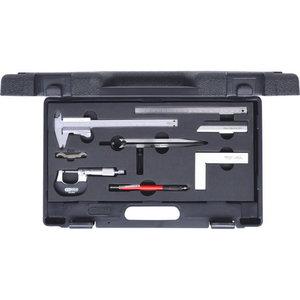 Measuring instruments insert, 7 pcs, KS Tools
