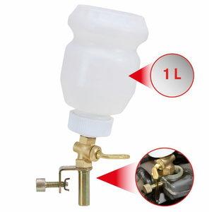 Brake bleeding refill bottle 1L, KS Tools