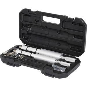 Universal HGV clutch aligner tool set, 6 pcs