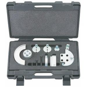 Elastic strap tool set, 11 pcs, Kstools