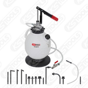 Oil filling system set incl. 15 pcs adapter set, Kstools