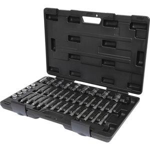 MASTER shock absorber tool set , 39 pcs, KS Tools