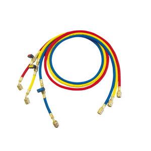 Pressure hose set, 1/4´´ SAE, 1,5 m, Rothenberger