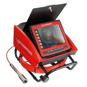 Torukontrollikaamera set ROCAM 3 Multimedia, Rothenberger
