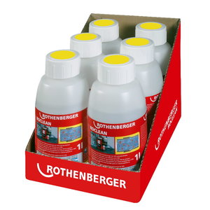 ROPULS ROCLEAN disinfection 6 pack, Rothenberger