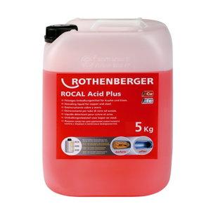 Atkaļķošanas koncentrāts, 25 kg ROCAL Plus, Rothenberger