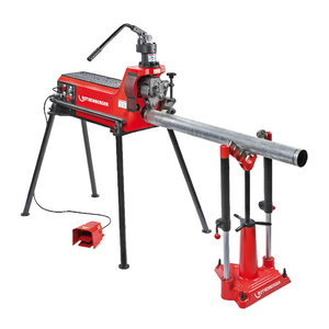 """Electro-hydralic rolling groover 1- 12 """" ROGROOVER, Rothenberger"""