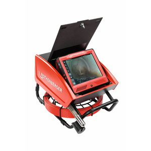 Vamzdžių tikrinimo kamera ROCAM 4 Plus w. 30m, 30mm, Rothenberger