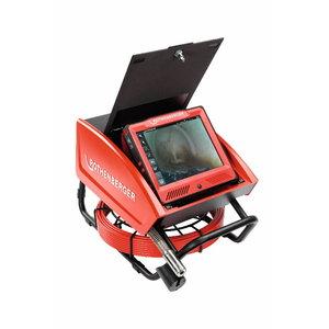 Aku.vamzdžių tikrinimo kamera ROCAM 4 Plus w. 30m, 30mm CAS, Rothenberger