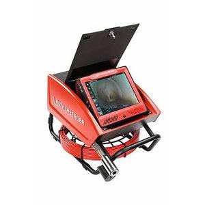 Aku.apžiūros kamera ROCAM 4 Plus. 30m kabelis, 40mm galvutė CAS, Rothenberger