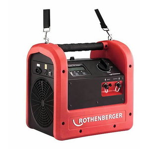 Refrigerant recovery and recycling device ROREC PRO Digital, Rothenberger