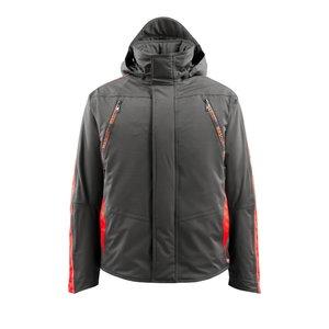 Winter jacket Tolosa  grey/red L, Mascot