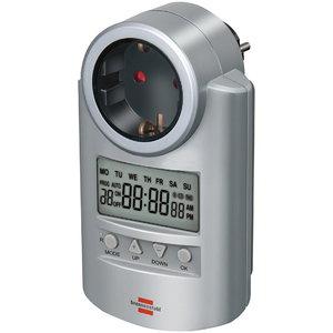 Digital weekly timer 220V, Brennenstuhl