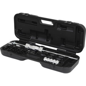 Universal injector removal kit, 14 pcs, KS Tools