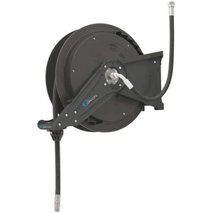 Hose reel for grease 10 mm x 15m open hose reel, Orion