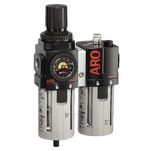 Filtrs, eļļotājs ar spiediena regulatoru 1/4'' C381B1-600, Ingersoll-Rand