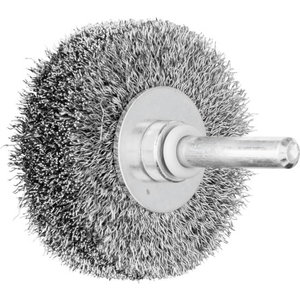 MOUNTED WH.BRUSH RBU  5015 STD.  0,2, Pferd