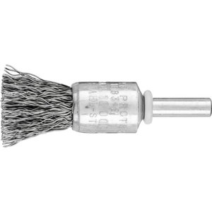 BRUSH 15x16/6 mm ST 0,35 PBU