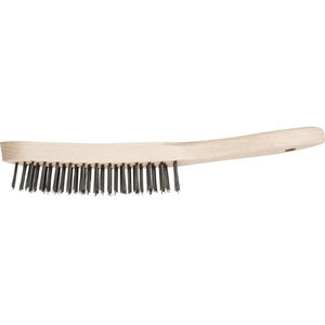 SCRATCH BRUSH HB  50 STD. 0,3, Pferd