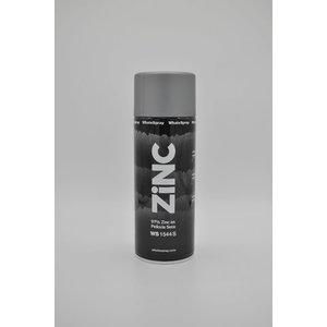 Grynas matinis cinkas 97% aerozolis WS1544 S 400ml, Whale Spray