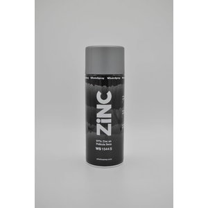 Anticorrosive-pure matt zink 97% spray WS1544 S 400ml, Whale Spray
