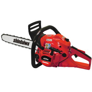Chainsaw  491S, Shindaiwa