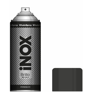 Blizgi nerūdijančio plieno danga/aerozolis WS1549 S 400ml, Whale Spray