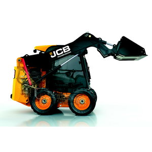 Skid Steer Loader  POWERBOOM 155, JCB