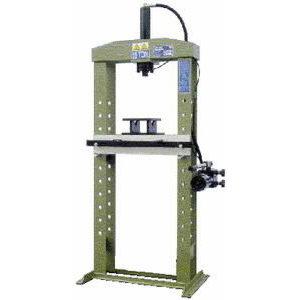 Hydraulic press 15T, 520x930mm, OMCN
