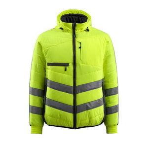 Hi. vis winterjacket Dartford, yellow/black, Mascot