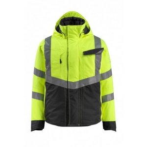 Hastings Pilot Jacket High Visibilty yellow/black 2XL, Mascot