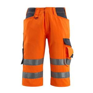 Tööpüksid 3/4 Luton, kõrgnähtav CL1, oranz C46