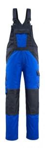 Bib-trousers Leeton royal/ dark navy, Mascot