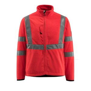 High-Visibility fleece Mildura Red XL, Mascot