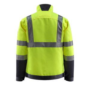 Kõrgnähtav tööjakk Forster kollane/t.sinine, Mascot