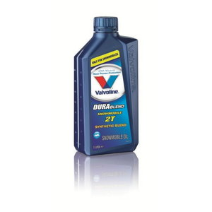 2T DURABLEND SNOWMOBILE  1л смешанное масло, VALVOLINE