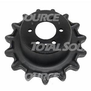 Veo hammasratas T190, Total Source