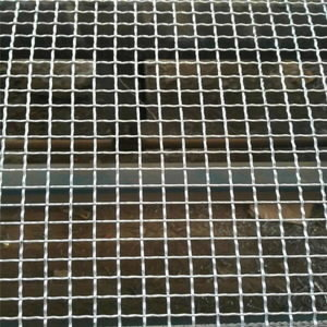 """Mesh panel 15X15mm hole, wire 4mm 8""""X5"""""""