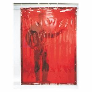 Welding curtain, orange-CE, 160x140(W) cm, Cepro International BV