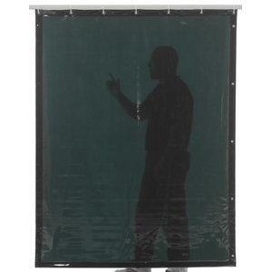 Suvirinimo užuolaidos, žalia 6 180x140cm, Cepro International BV