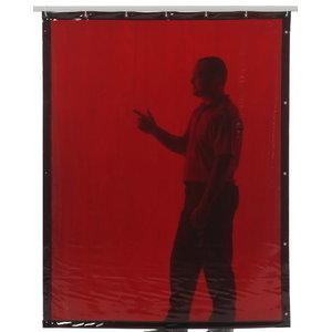 Welding curtain, bronze-CE, 180x140(W)cm, Cepro International BV